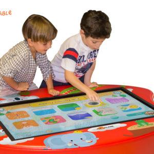 Mesa táctil infantil multiCLASS Kids Table