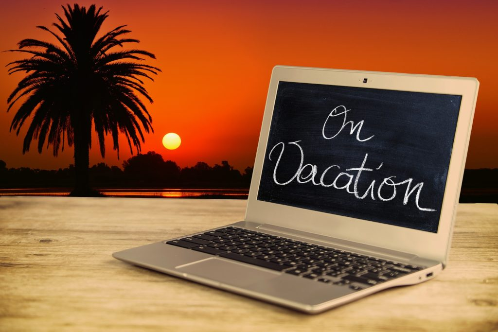 Tu PC se va de vacaciones?
